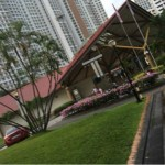 シンガポールのプールBukit Batok Swimming Complex