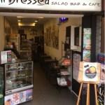 シンガポールのチャイナタウンで美味しく野菜を食べたい人向けのカフェ Well Dressed Salad Bar&Cafe