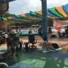 2017年8月台北旅行三日目 HUNTのタオルデー