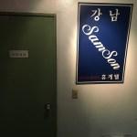 2018年2月26日追記修正 韓国 ソウルの太め系発展場 Samson