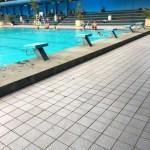 インドネシア ジャカルタのゲイに人気のプール PLAZZA FESTIVALのプール