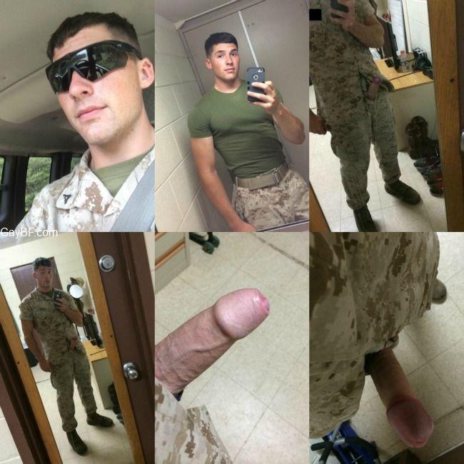 from Kamren nude marines having sex