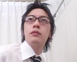 【ゲイ動画 pornhub】高校生のBLカップル・見られて興奮するイケメン・保健室、担任の先生とアナルSEX!!