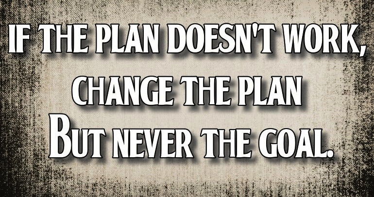 Divided We Fall Wallpaper If The Plan Doesn T Work Change The Plan But Never The