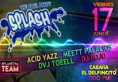 Pool Party – Lázaro Cárdenas