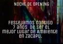Reyes y Reinas, Noche de Opening | Zacapu