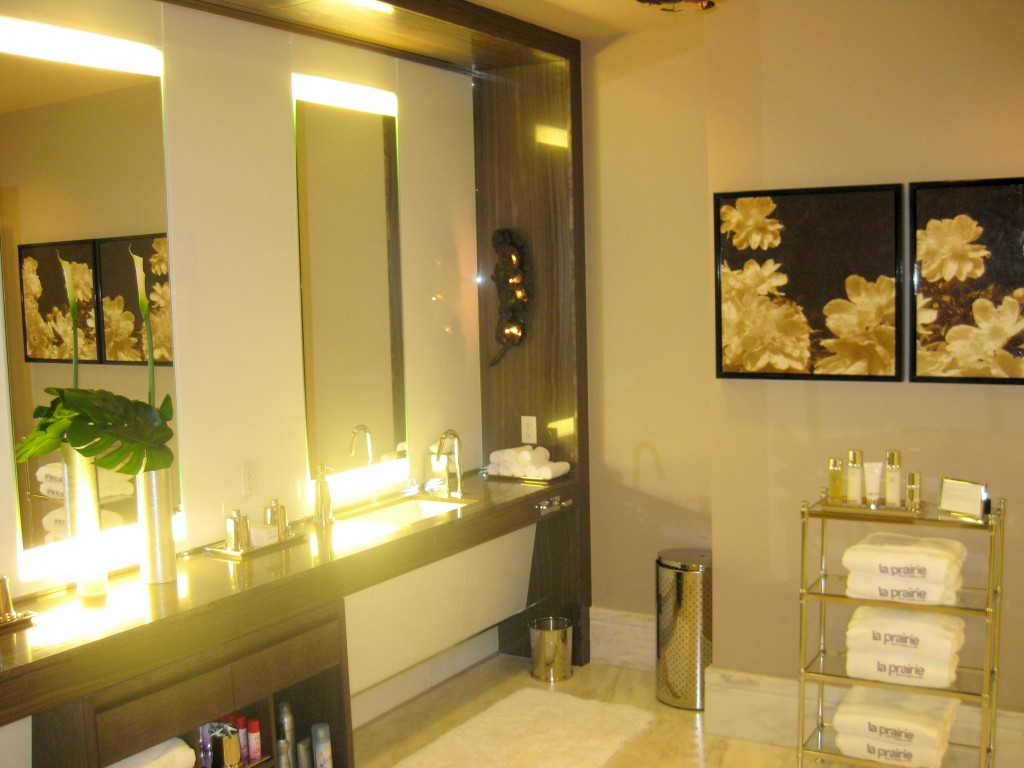 Salon La Prairie Ladies Lockers At La Prairie Spa Gayot 39s Blog