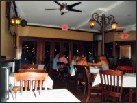 Gay Travel Information: Gas Lamp Grille - Newport, Rhode ...