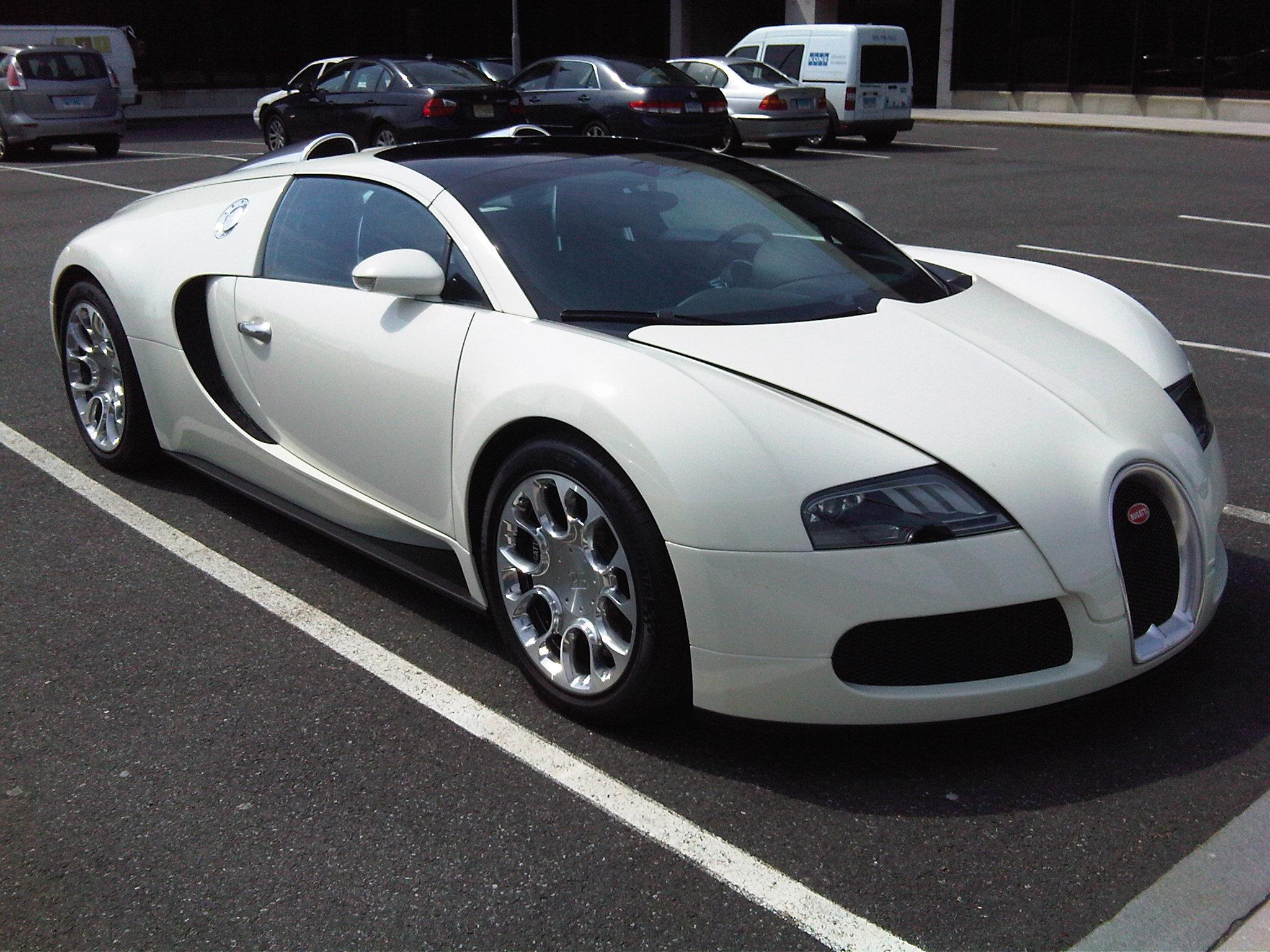 Bugatti Veyron 16.4 GrandSport