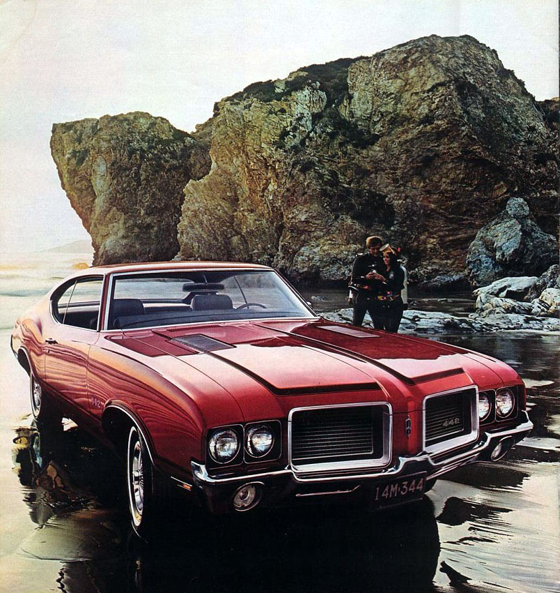 72 Olds 442