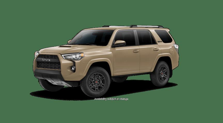 2016 Toyota 4Runner TRD Pro in Quicksand