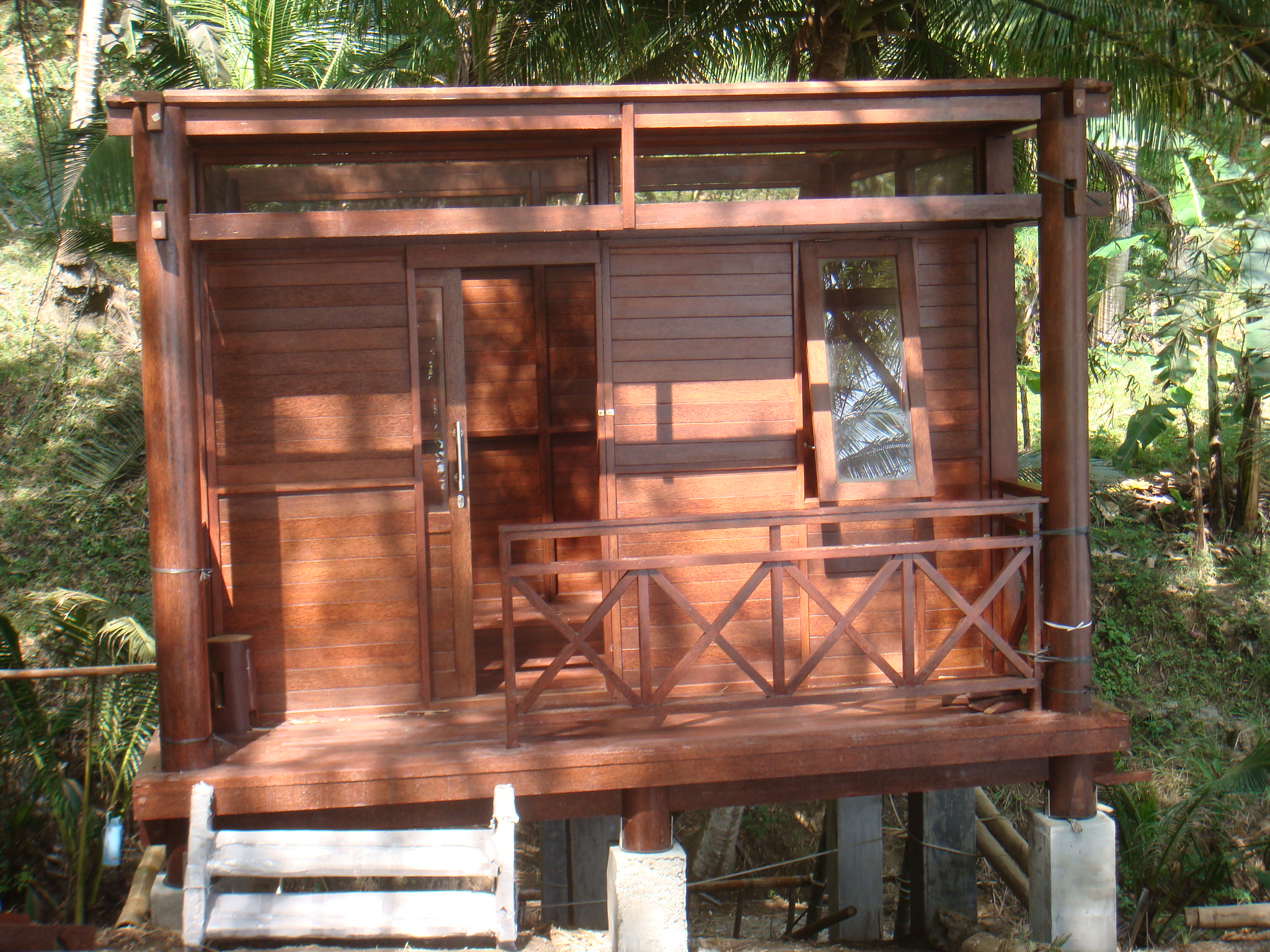 Cat Kusen Rumah Borax Dan Boric Acid | Gazebo Bali And Wooden House