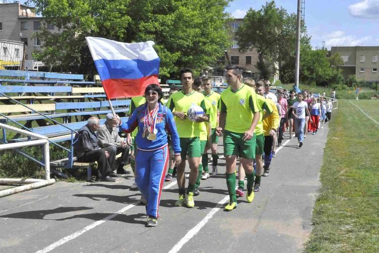 Победители  получили велосипеды