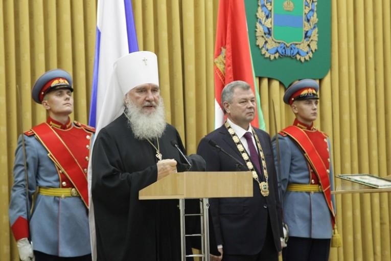 Анатолий Артамонов  вступил в должность губернатора  Калужской области