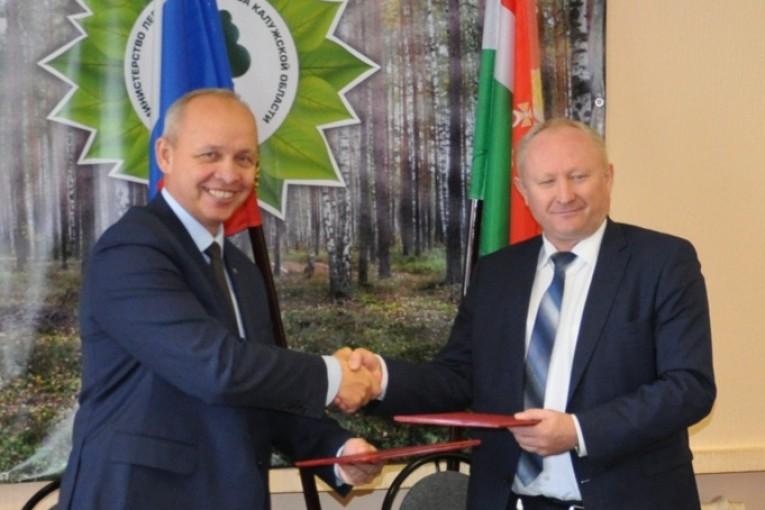 Подписано соглашение по защите прав и законных интересов  лесопромышленников