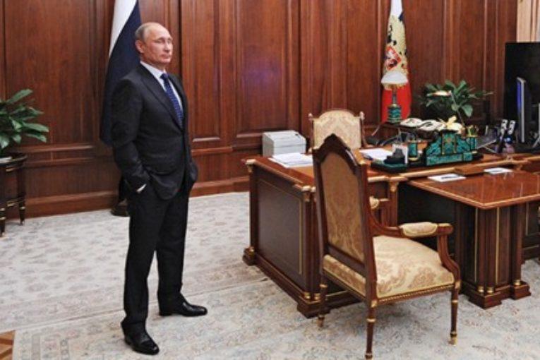 В Госдуме презентуют книгу о Владимире Путине