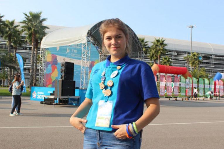 Волонтер – лицо фестиваля