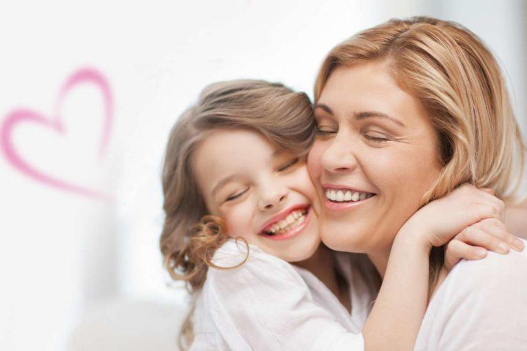 Мама – лучшее слово