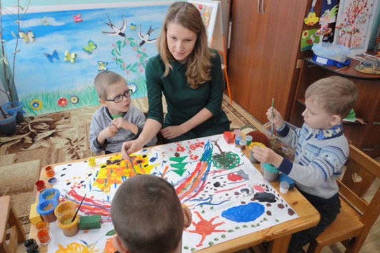 Информация об отделении дневного пребывания для детей-инвалидов и детей с ОВЗ филиала СРЦН «Ориентир»