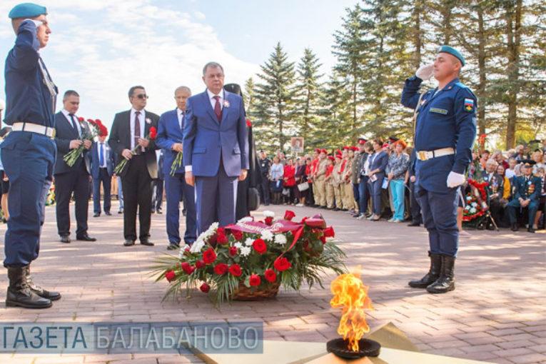 Анатолий Артамонов: «Безымянная высота навсегда останется священным местом для каждого жителя Калужской области»