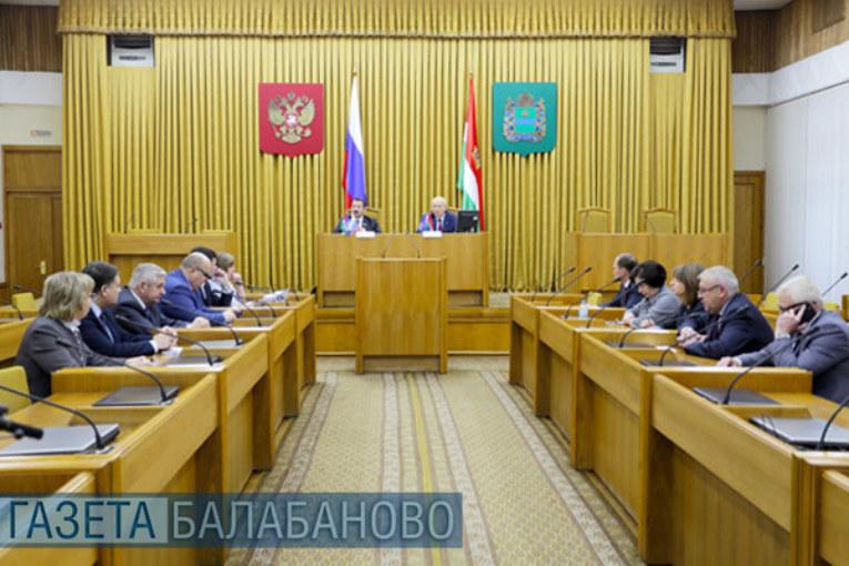 Калужские депутаты задали проблемные вопросы жителей области Геннадию Скляру