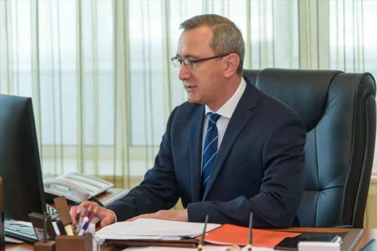 Владислав Шапша: «Реконструкция ермолинских очистных завершится в следующем году»