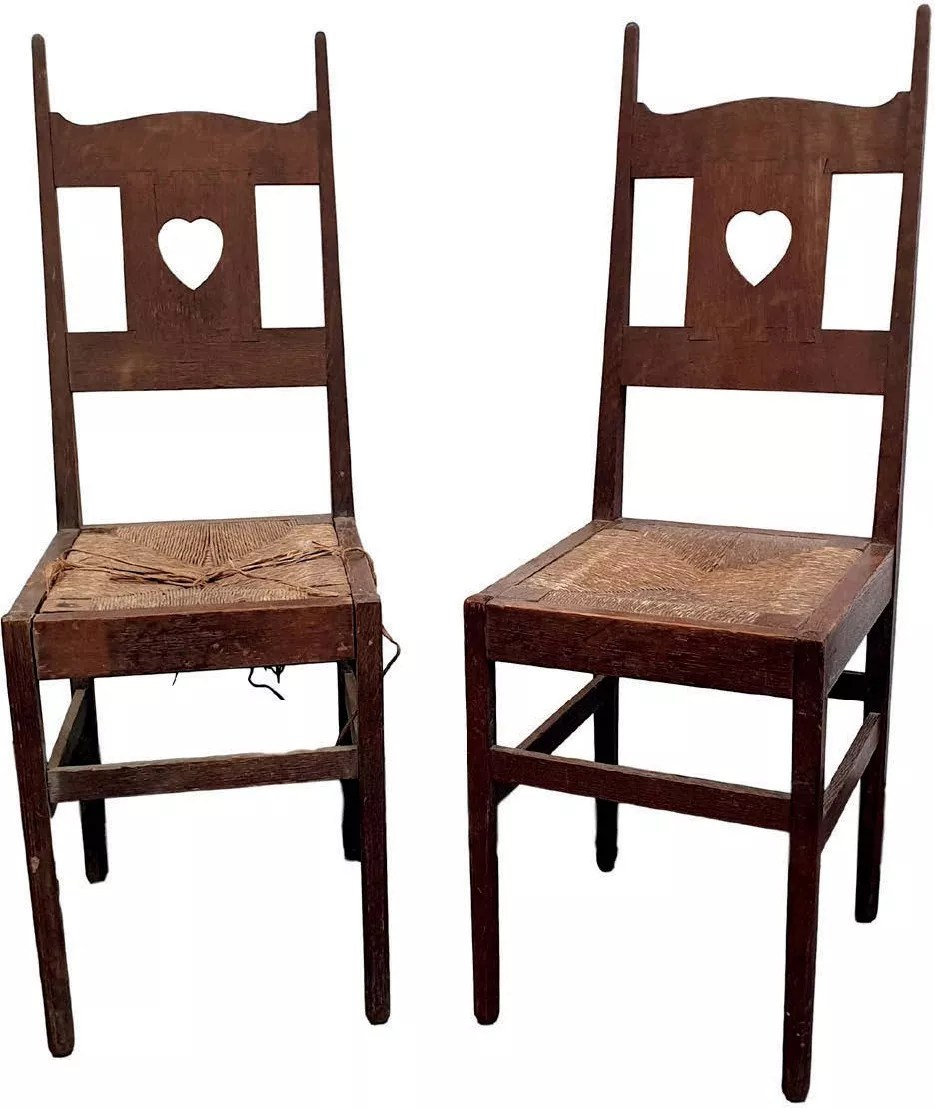 Pick Of The Week House Clearance Chairs Are 16 500 Voysey Arts Crafts Originals Antiques Trade Gazette - Garden Furniture Clearance Poole