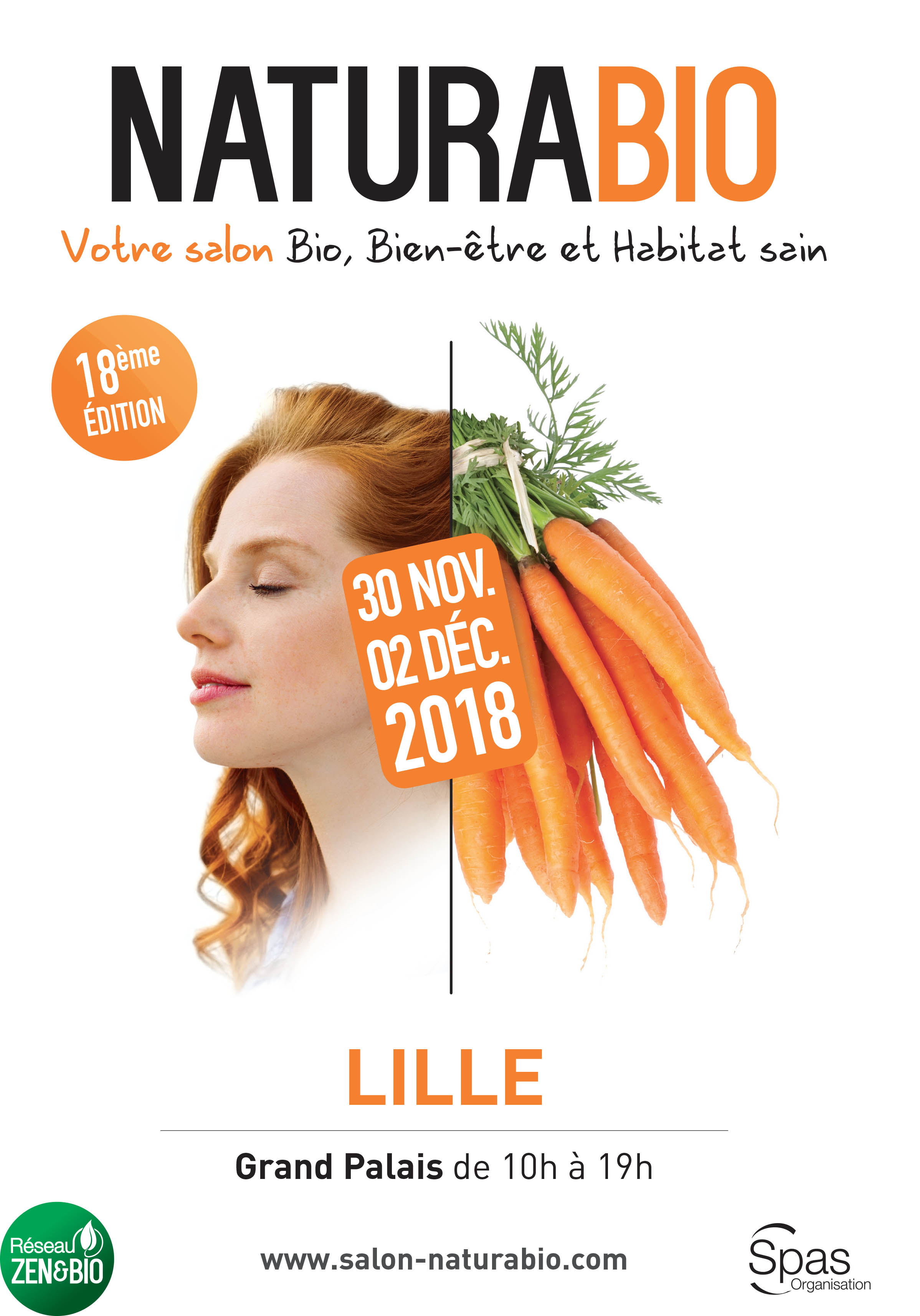 Salon Zen Et Bio Salon Naturabio Lille 2019 La Gazette Des Salons