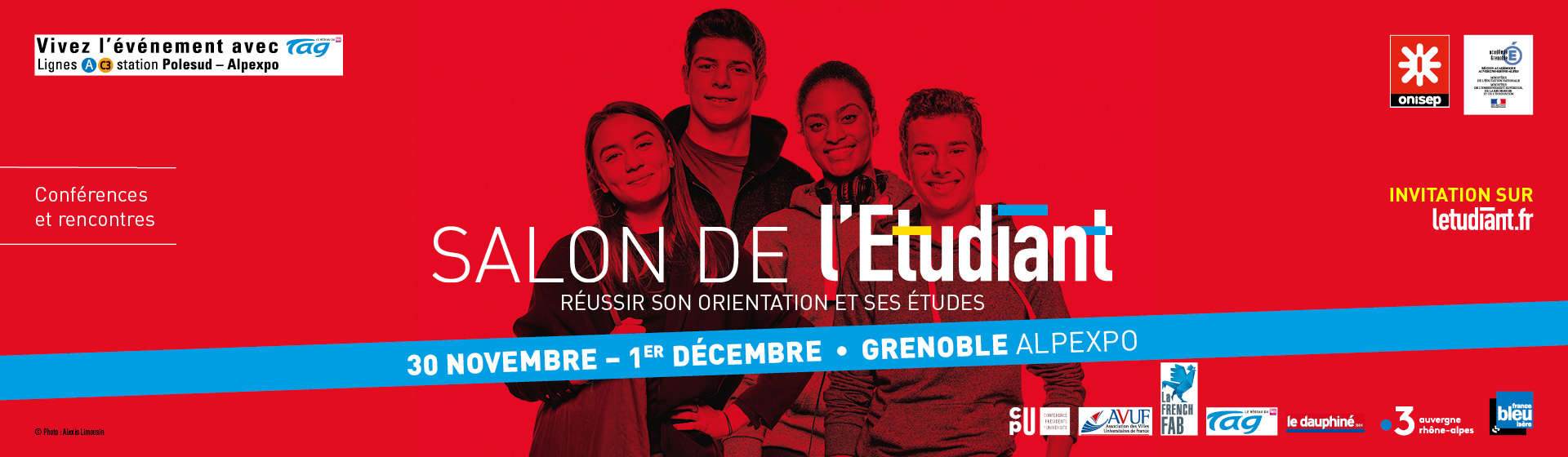Salon De Letudiant Paris Salon De L Etudiant Grenoble 2019 La Gazette Des Salons