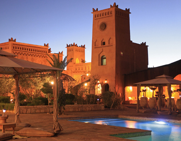 Terrasse Marocaine Morocco: Tourism Drops For First Six Months Of 2016