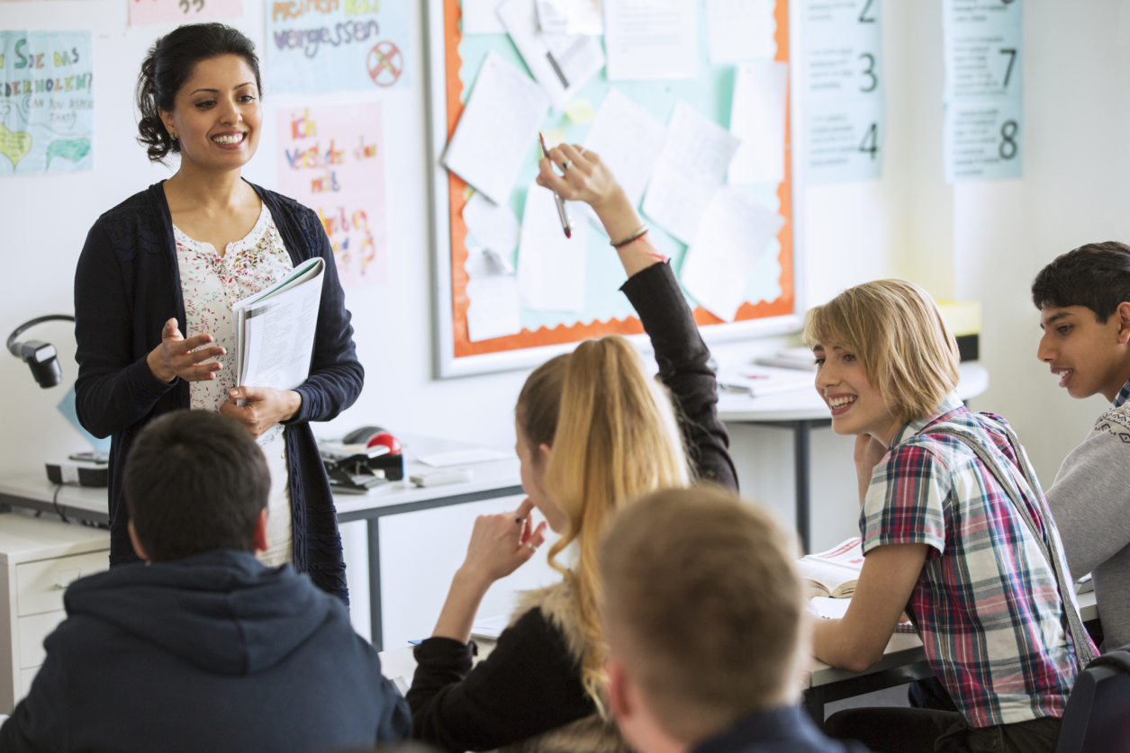 Average High School Teacher Salary 2018 Updated Income