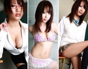 コスプレ 西田麻衣 10代小娘・教師・ミズ着 色っぽい写真集