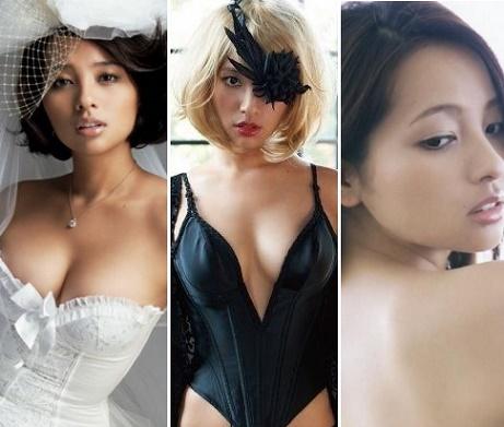【お宝あり】水崎綾女 画像80枚 ヌードなボディが眩しい 水着・下着・グラビア まとめ みさきあやめ