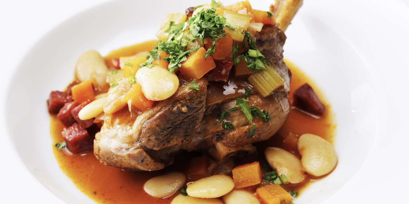 Lamb Foreshank Lamb Shank Recipes Great British Chefs Great British Chefs