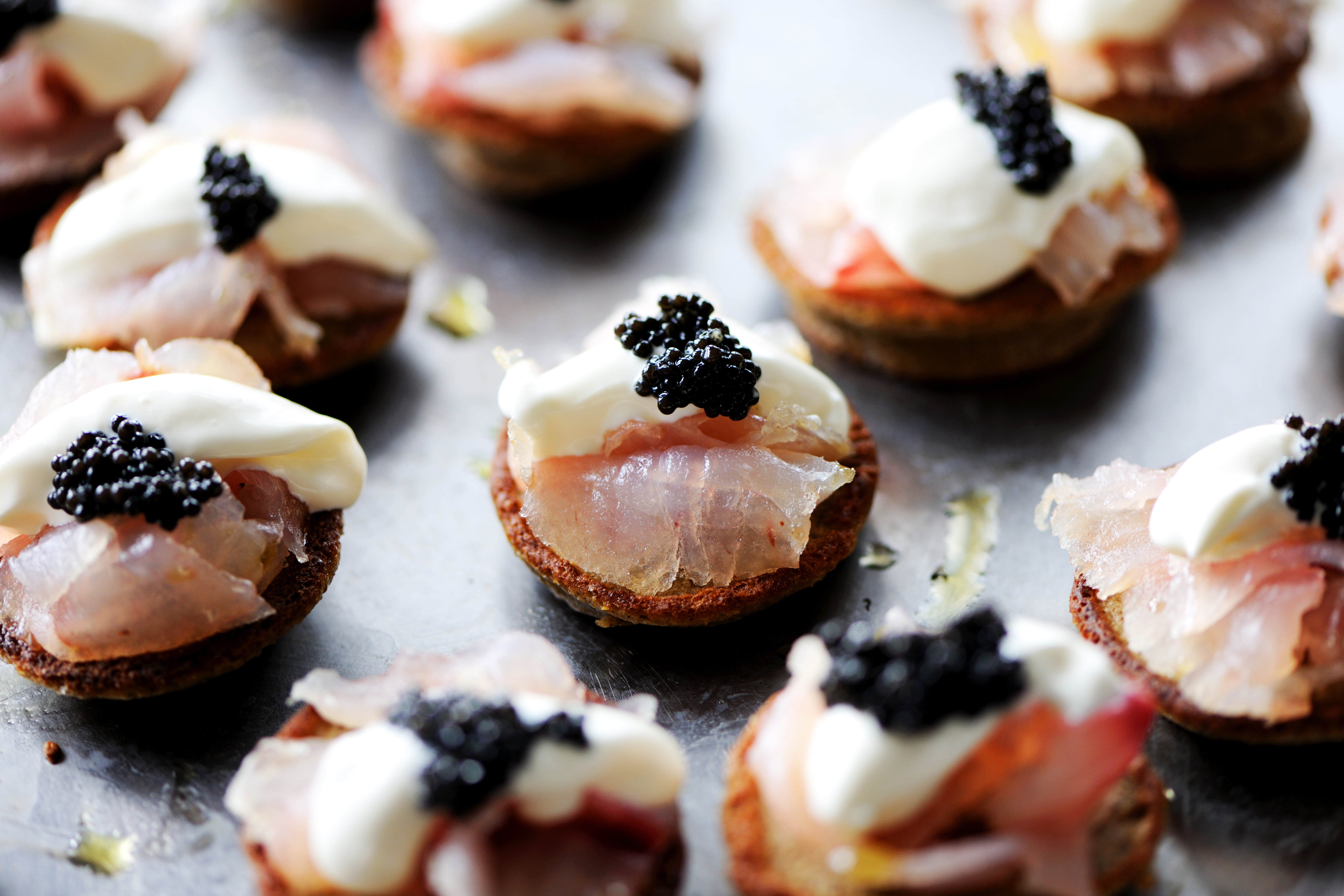 Canapé King Size Canapé Recipes Great British Chefs