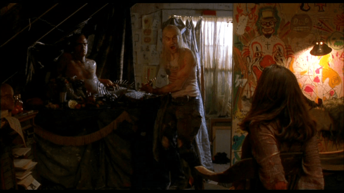 Horror Movie Review House Of 1000 Corpses 2003 Games