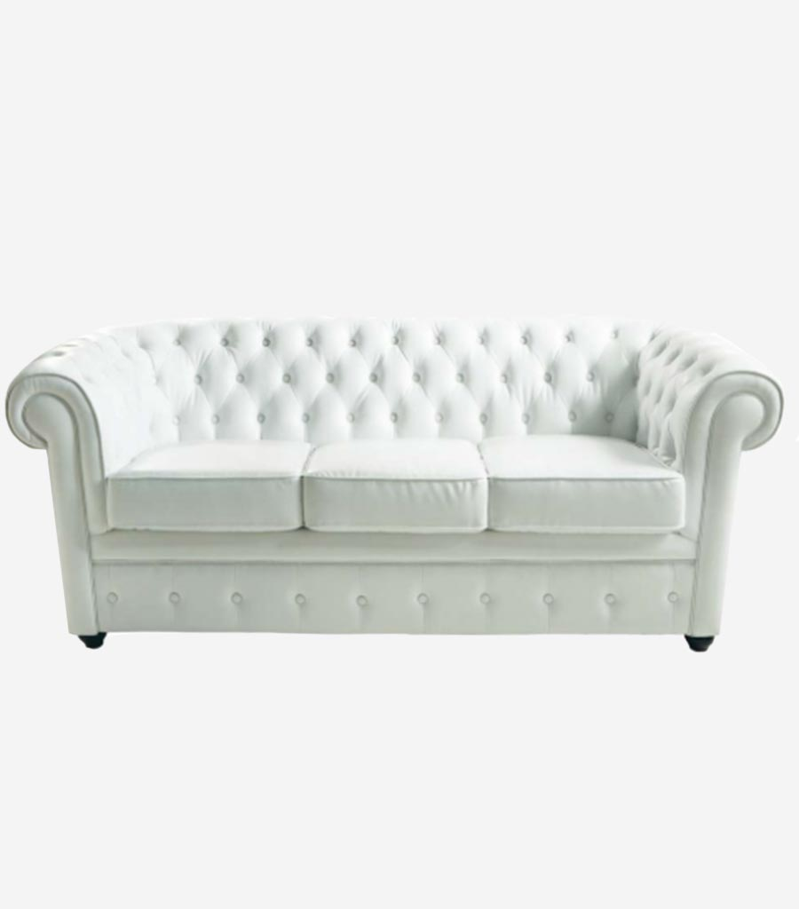 Chesterfield Sofa Online Uk Gbj Design Chesterfield Sofa White