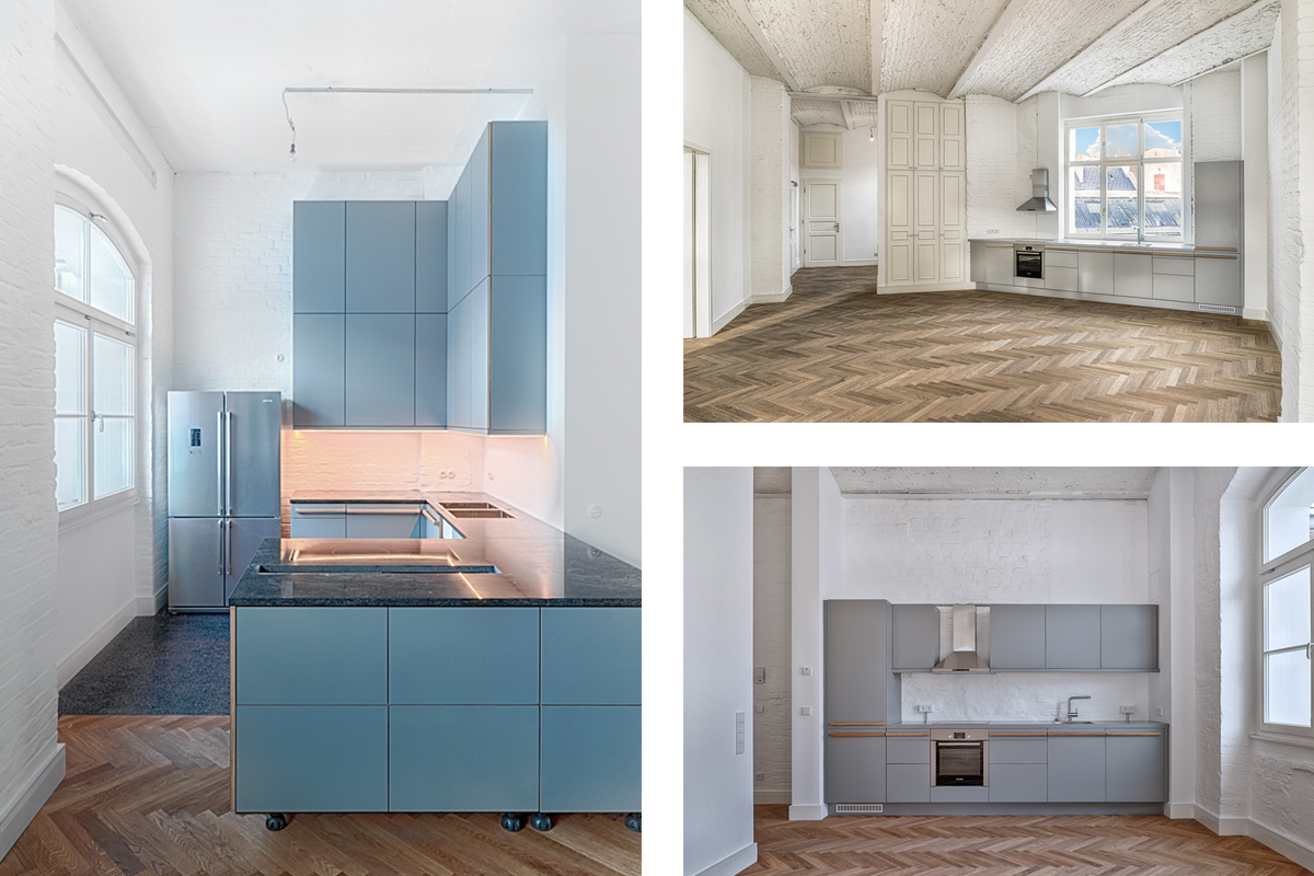 Berlin Fliesendesign Modernisierung Planufer 92b Gbp Architekten