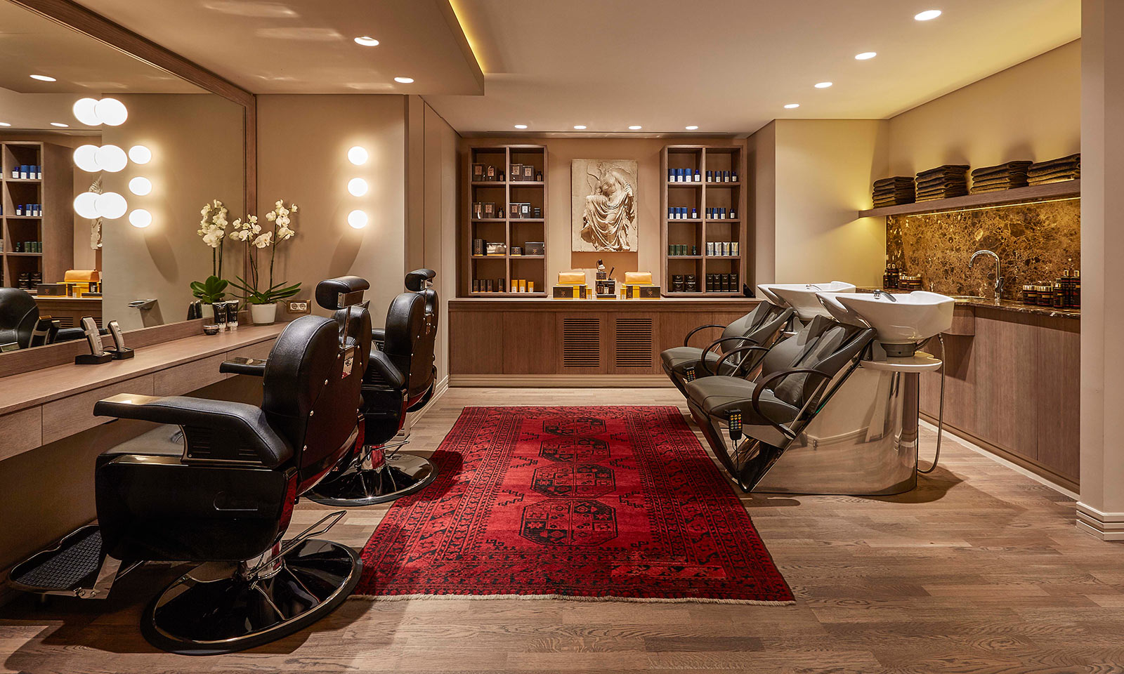 Hair Salon 1 Hair Spa Grande Bretagne Spa