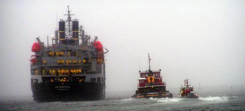 Training Ship Enterprise