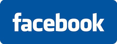 facebook logo - rounded