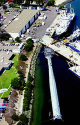 Scripps Institute of Oceanography Dock