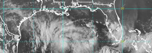 Tropical Storm - Gulf of Mexico