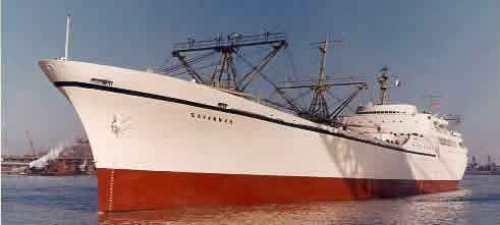 The Nuclear Ship Savannah
