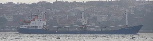 Turgut kocabas  prior to collision