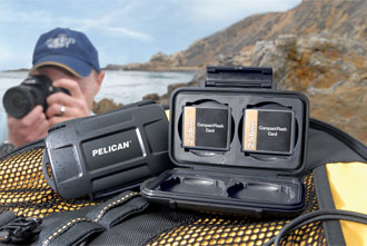 Pelican Memory Card Holder Cases