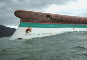 Ferry princess-of-the-stars-capsized in the Phillipines