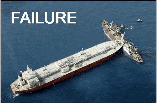 Failure at Sea - Ship Collision