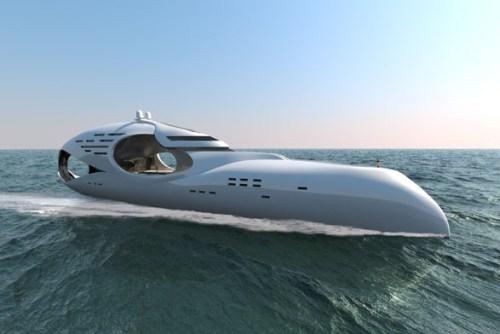 boat Infinitas