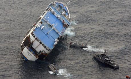 superferry 9 capsizes